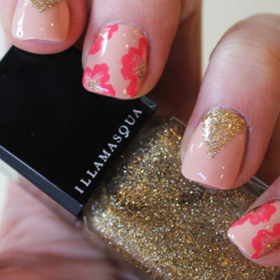 Samantha's Mid-Week Nail Inspiration: Spring Flowers