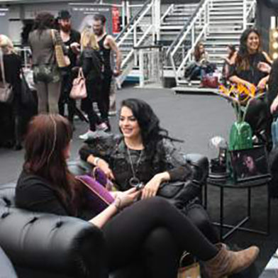 UMAexpo 2014 - The UK's Professional Makeup Artists Trade Show