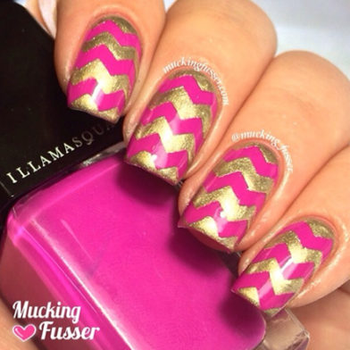 Manicure Monday: 10th February 2014