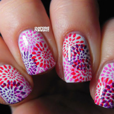 Manicure Monday: Fireworks Special