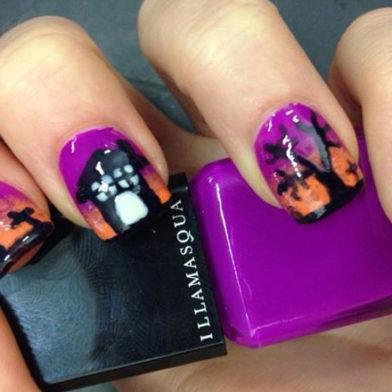 Samantha's Mid-Week Inspiration: Halloween Nail Art
