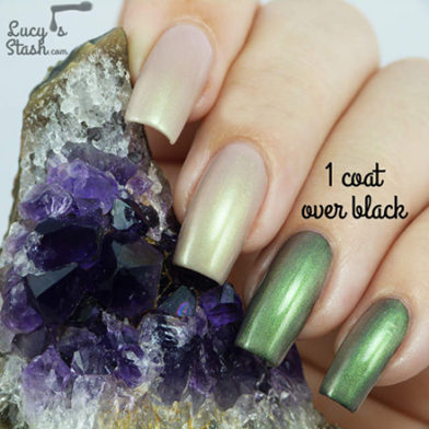 Manicure Monday: The Sacred Hour Special!