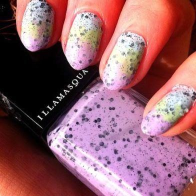 Manicure Monday: Speckled Special