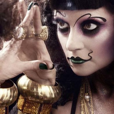 Halloween Special - Extra Night Time Diva Courses At Illamasqua Beak Street!