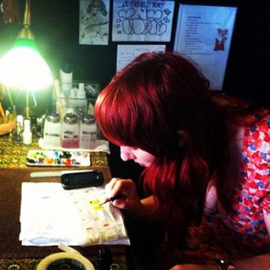 Illamasqua Signs Nail Artist Fleury Rose As US Nail Ambassador