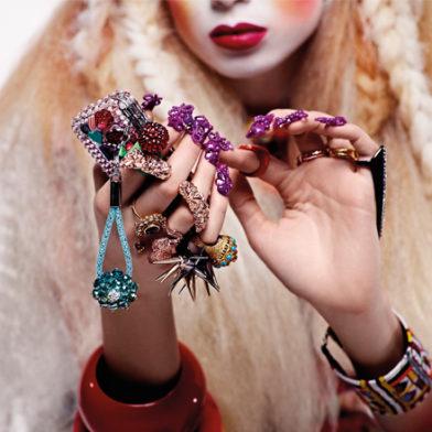 Nails VS Lips