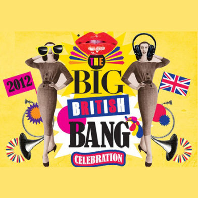 Selfridges' Big british bang