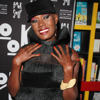 Inspirational Women - Grace Jones