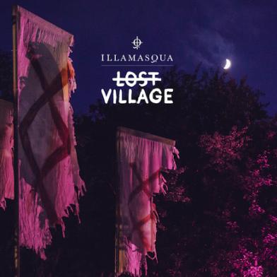 Illamasqua at Lost Village