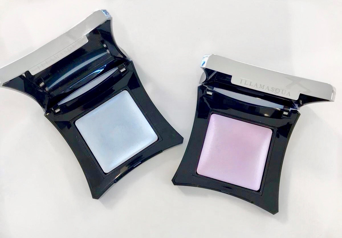 Illamasqua Beyond Powders in Frost and Electric