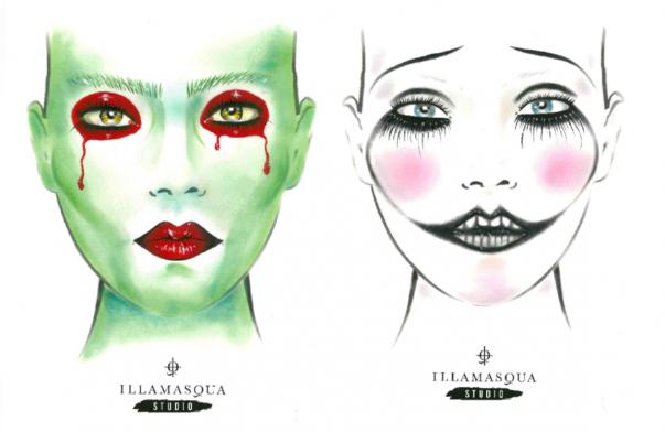 Halloween Makeup: Get the Look