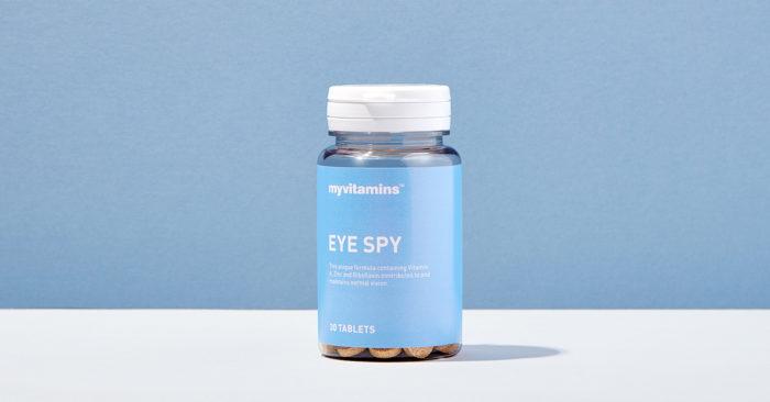 Die Top zwei Vitamine für Augen