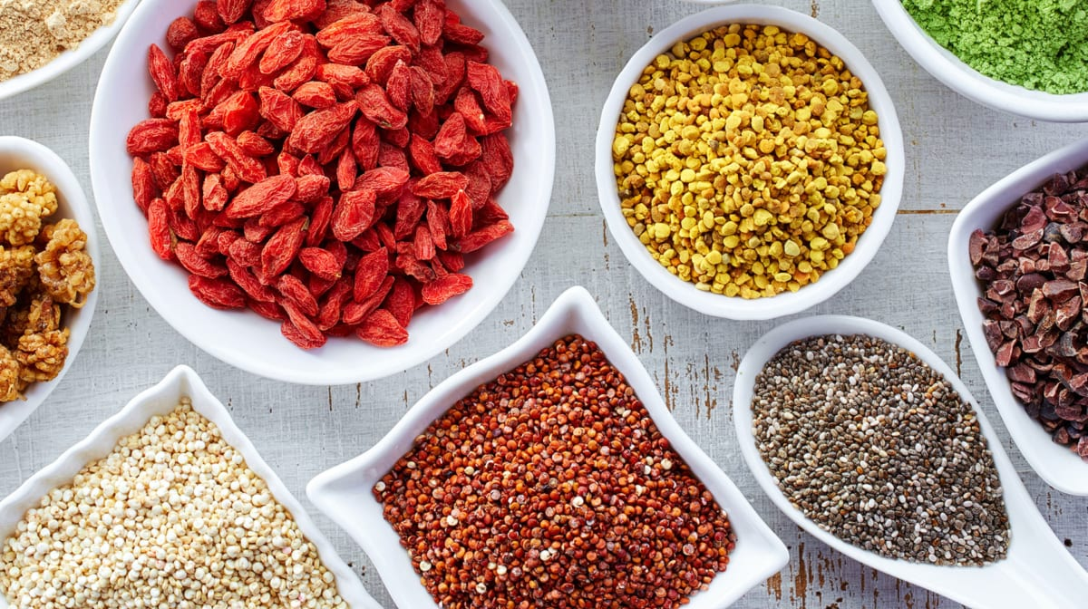8种超级食品营养饮食 | 优化你的健身效果