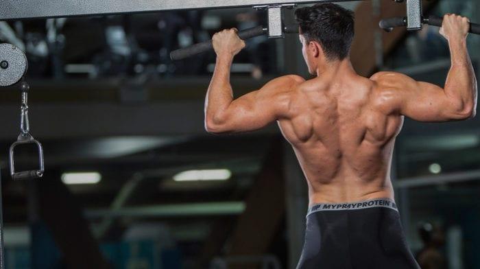 肩部训练 | 4种三角肌最好的训练方法