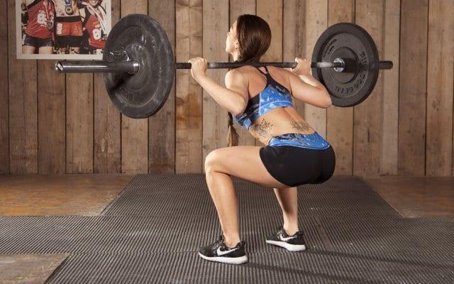 女性重量训练|燃烧脂肪,不要变壮