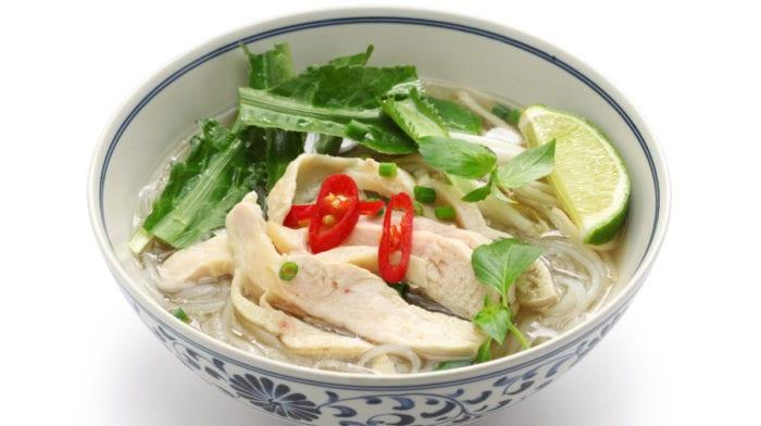 营养鸡汤面 | Ru Anderson推荐食谱