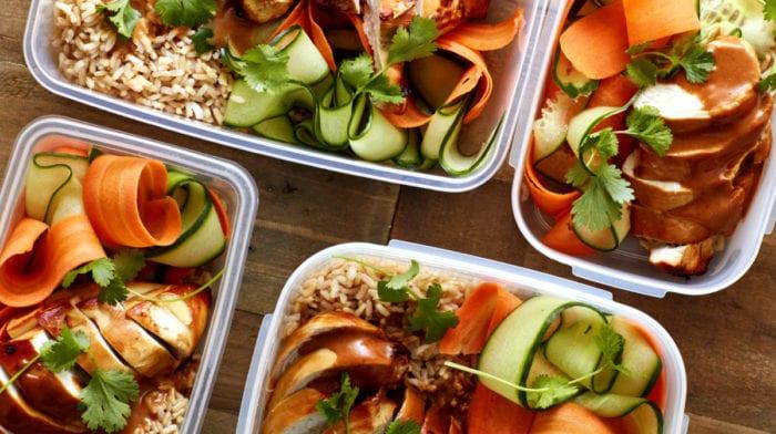 满足你的中国胃 | 低卡低脂 · 花生酱芝麻鸡