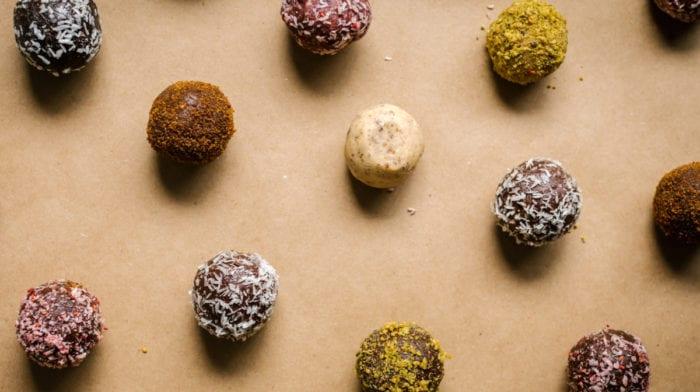 高蛋白质 | 胡萝卜蛋糕球