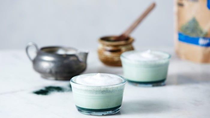 有机食谱 | 超级绿色食品 · 奶昔
