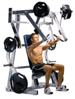 斜锤强度训练机