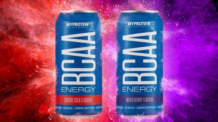 BCAA支链氨基酸能量饮 | 新鲜 • 活力 • 能量