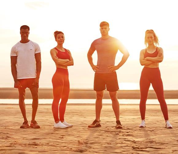 夏天如何实现你的瘦身目标?| 健身减脂补剂必备清单