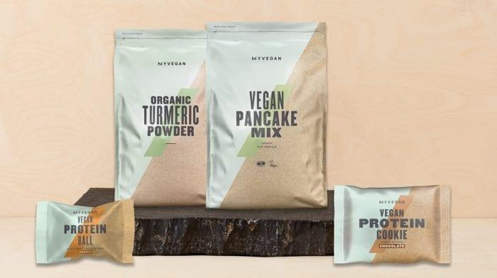 享受自然营养| Myprotein纯素系列—Nourish营养产品线
