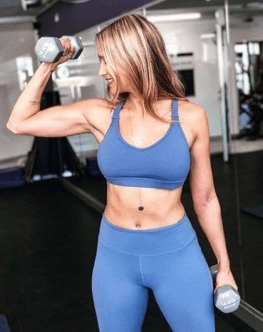 完美腿型的6种女子力量训练—适合雕塑腘绳肌、股四头肌和臀部的锻炼项目