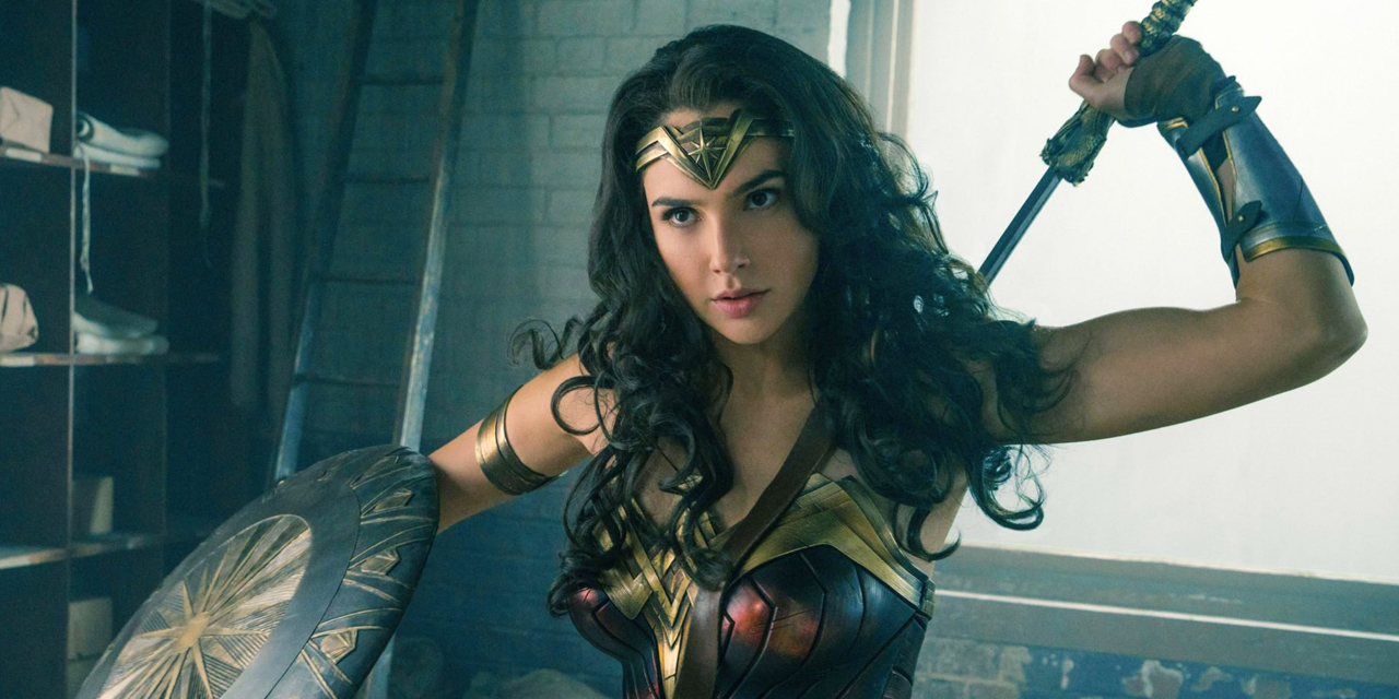 Wonder Woman : Retour Vers le Passé