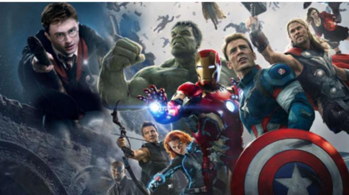 Les Super-Héros DC Comics et Marvel entrent à Poudlard
