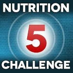 Nutrition Challenge 5 - Cut the Fast Food