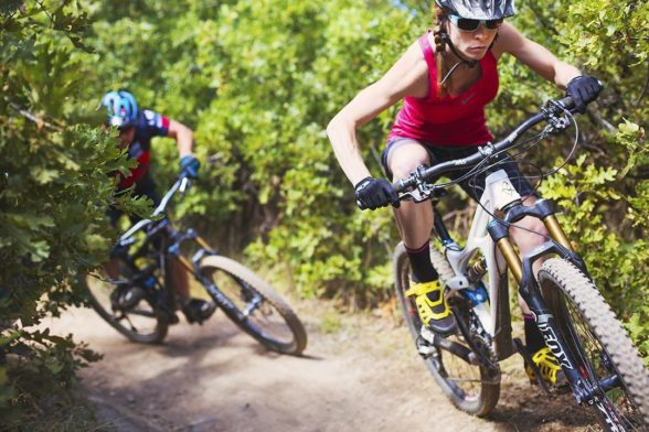 How the Zimmermans Make Mountain Biking a Family Affair - #MyIdeal