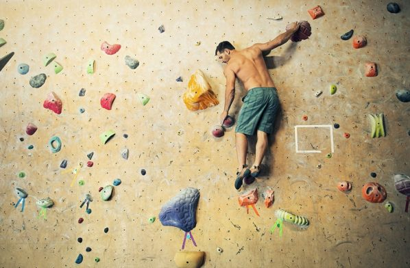 Living #MyIdeal - Why Lucas Traded Weight Lifting for Climbing