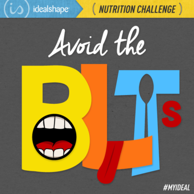 "Nutrition Challenge for Week 11: How to Handle ""BLTs"""