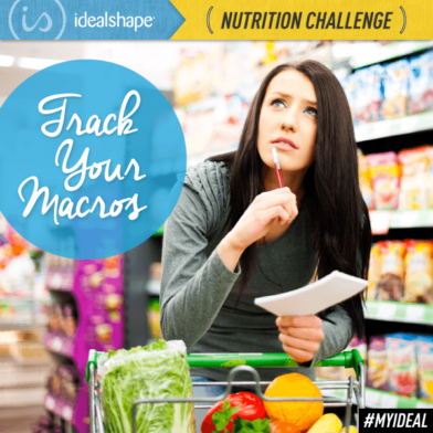 Nutrition Challenge For Week 12: Track Your Macros