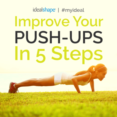 Improve Your Push-Ups in 5 Steps