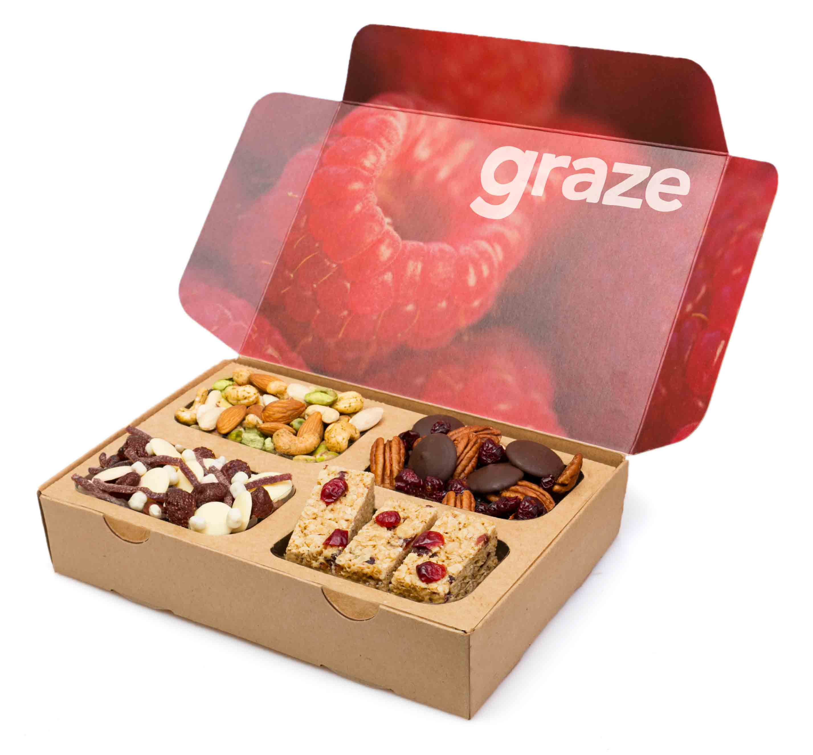 Graze Healthy Subscription Snack Box