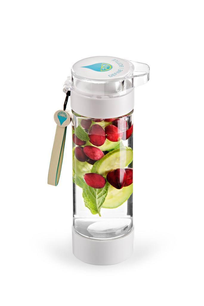 Fruit Infusing Water Bottle by Define Bottle