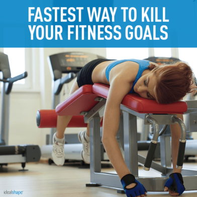 How To Set Realistic Fitness Goals In 4 Steps