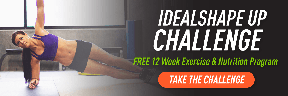Join the IdealShape Up Challlenge
