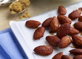 Spice Almonds Recipe
