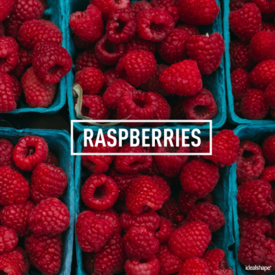 Raspberries: Red, Refreshing and Ready to Help you Lose Weight