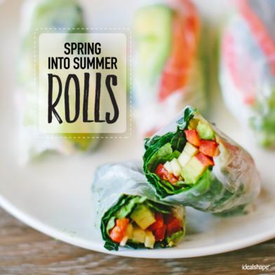 Spring into Summer Rolls!