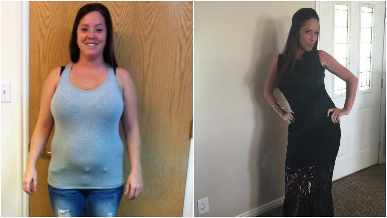Natasha Meine Before and After Pics