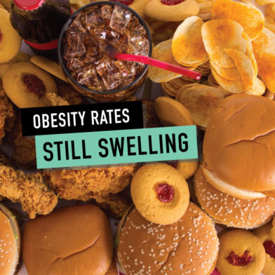 America Growing Even More Obese, Here's How To Fight the Fat