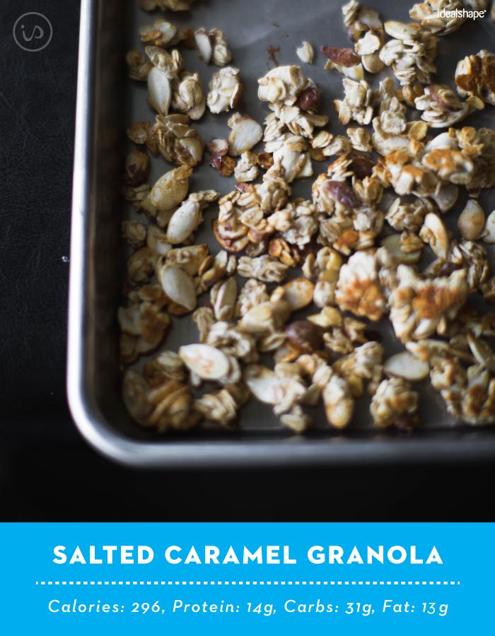 salted-caramel-granola