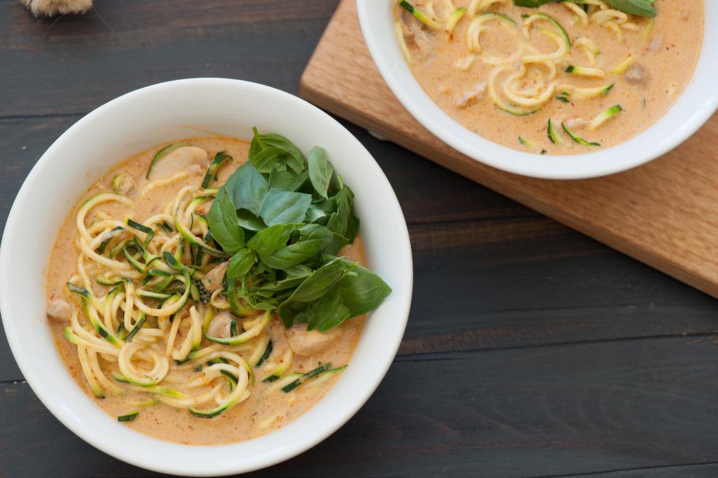 spiralizer noodles