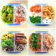 food storage meal prep containers