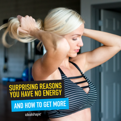 Surprising Reasons You Have No Energy and How to Get More