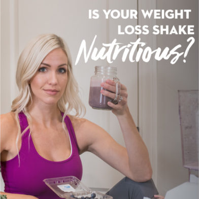 Changing the Way You Lose Weight with Nutrition Shakes